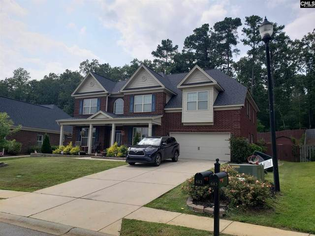 683 Dutchmans Creek Trail, Irmo, SC 29063 (MLS #522646) :: The Olivia Cooley Group at Keller Williams Realty