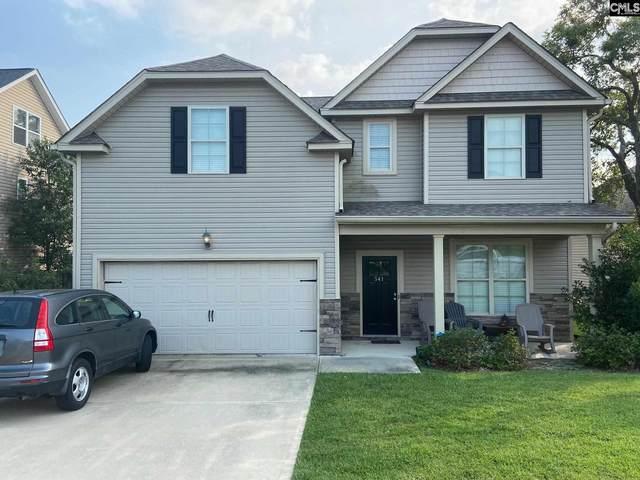 541 Kaymin Hill Court, Lexington, SC 29073 (MLS #522670) :: Loveless & Yarborough Real Estate