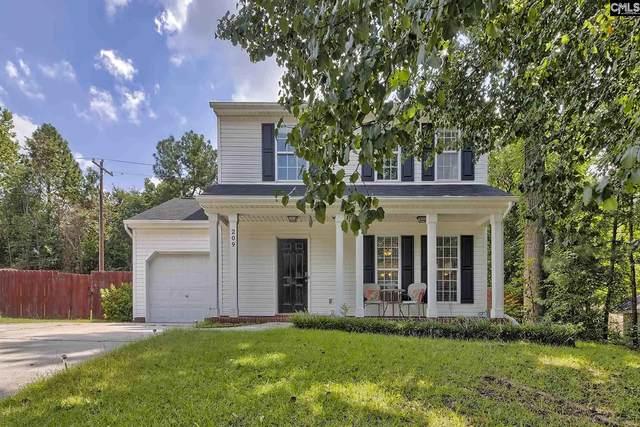 209 Jessica Drive, Lexington, SC 29073 (MLS #522865) :: Gaymon Realty Group