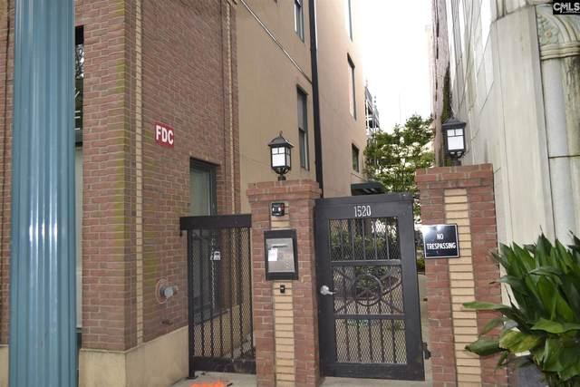 1520 Main Street 3G, Columbia, SC 29201 (MLS #522871) :: Loveless & Yarborough Real Estate