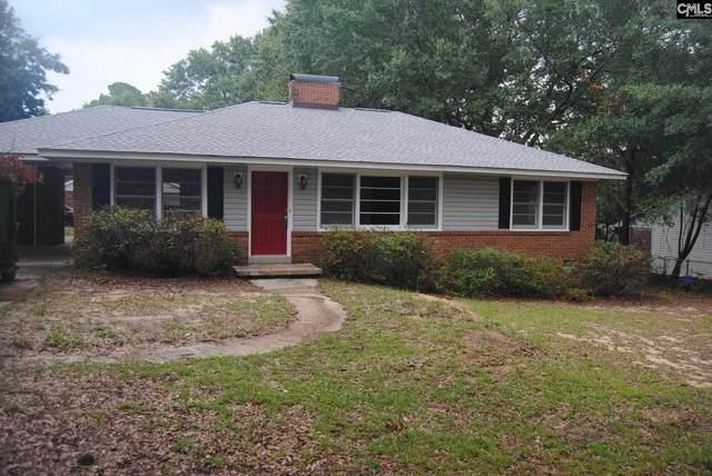 2004 Robin Road, Columbia, SC 29204 (MLS #522889) :: Loveless & Yarborough Real Estate