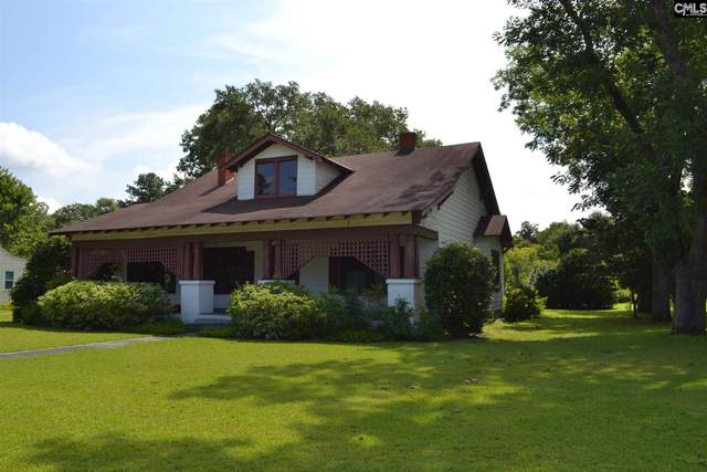 306 Bates Street, Batesburg, SC 29006 (MLS #522945) :: The Olivia Cooley Group at Keller Williams Realty