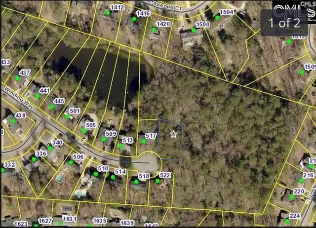 521 Winding Way, Columbia, SC 29212 (MLS #523003) :: EXIT Real Estate Consultants