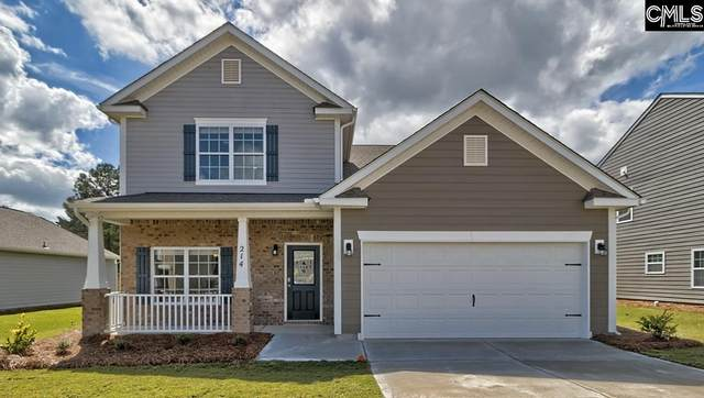 452 Stone Hollow Drive, Irmo, SC 29063 (MLS #523205) :: The Olivia Cooley Group at Keller Williams Realty