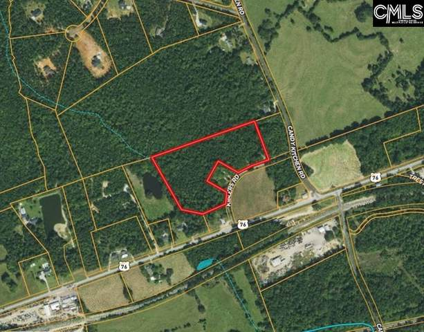 0 Kiblers Road, Prosperity, SC 29127 (MLS #523304) :: The Olivia Cooley Group at Keller Williams Realty