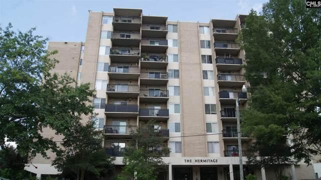 619 King Street #605, Columbia, SC 29205 (MLS #523307) :: Loveless & Yarborough Real Estate
