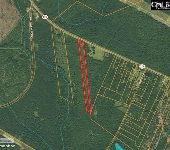 0 Sc 215 Highway, Winnsboro, SC 29180 (MLS #523322) :: EXIT Real Estate Consultants