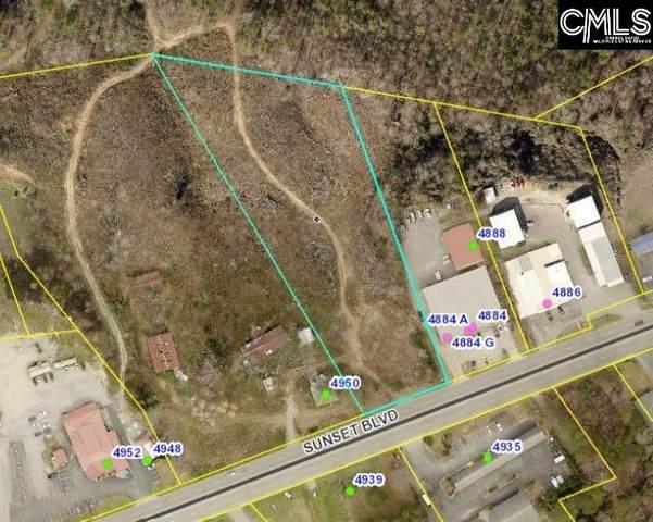 0 Sunset Boulevard, Lexington, SC 29072 (MLS #523376) :: Disharoon Homes