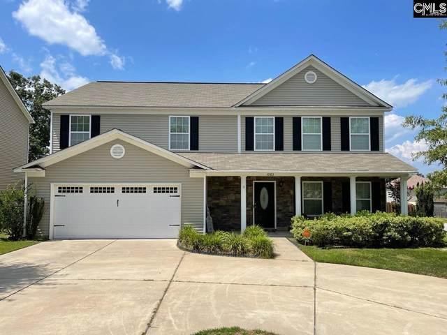 1083 Palamino Lane, Elgin, SC 29045 (MLS #523393) :: EXIT Real Estate Consultants