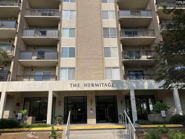 619 King Street 709, Columbia, SC 29205 (MLS #523415) :: Loveless & Yarborough Real Estate