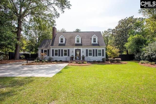 805 Kirkwood Circle, Camden, SC 29020 (MLS #523418) :: Loveless & Yarborough Real Estate
