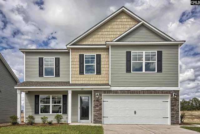 38 Ridge Circle Drive, Camden, SC 29020 (MLS #523752) :: Loveless & Yarborough Real Estate