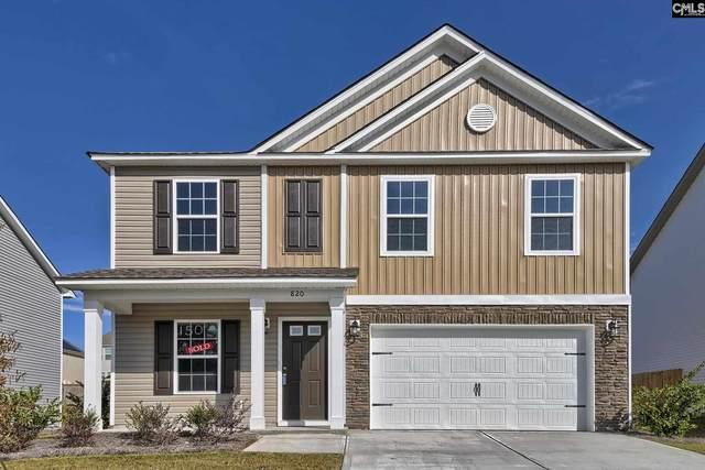 34 Ridge Circle Drive, Camden, SC 29020 (MLS #523754) :: Loveless & Yarborough Real Estate