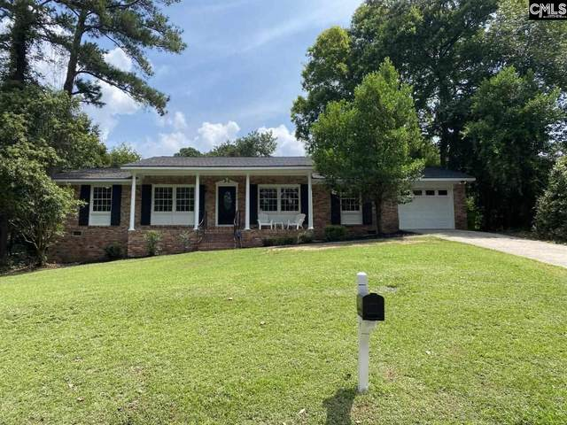 916 Betsy Drive, Columbia, SC 29210 (MLS #523934) :: Loveless & Yarborough Real Estate
