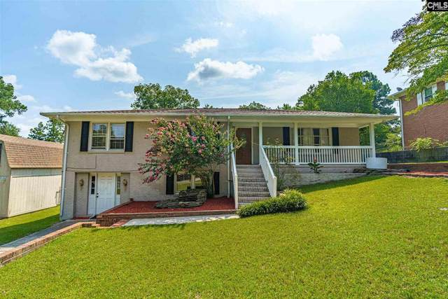 1009 Lonsdale Drive, West Columbia, SC 29170 (MLS #524020) :: Loveless & Yarborough Real Estate
