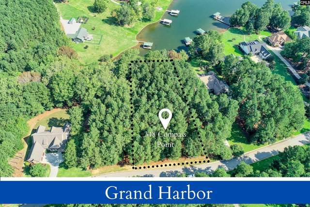 348 Compass Point, NINETY SIX, SC 29666 (MLS #524616) :: Resource Realty Group