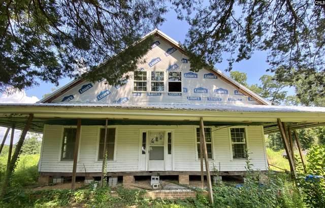1350 Four Holes Road, Orangeburg, SC 29118 (MLS #524806) :: Resource Realty Group