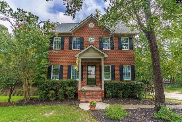 205 Stonemede Drive, Irmo, SC 29063 (MLS #525207) :: The Olivia Cooley Group at Keller Williams Realty