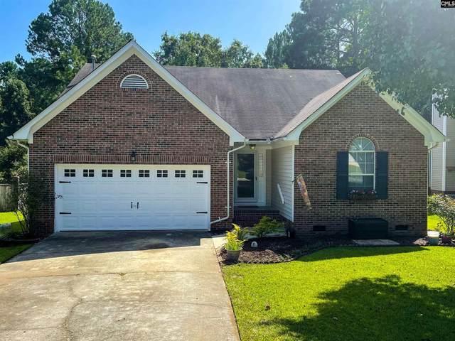 136 Hunters Ridge Drive, Lexington, SC 29072 (MLS #525471) :: Loveless & Yarborough Real Estate