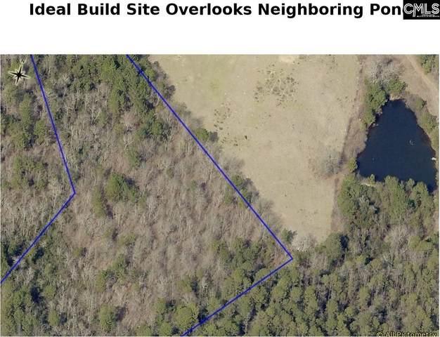 427 Sawyer Road, Monetta, SC 29105 (MLS #525798) :: Loveless & Yarborough Real Estate