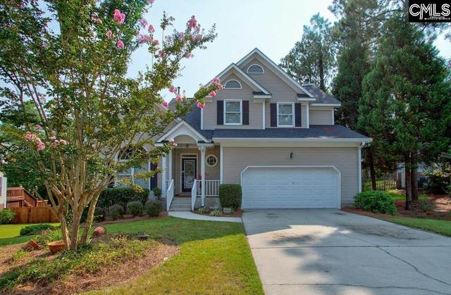 16 Valkyrie Circle, Columbia, SC 29229 (MLS #526081) :: The Olivia Cooley Group at Keller Williams Realty