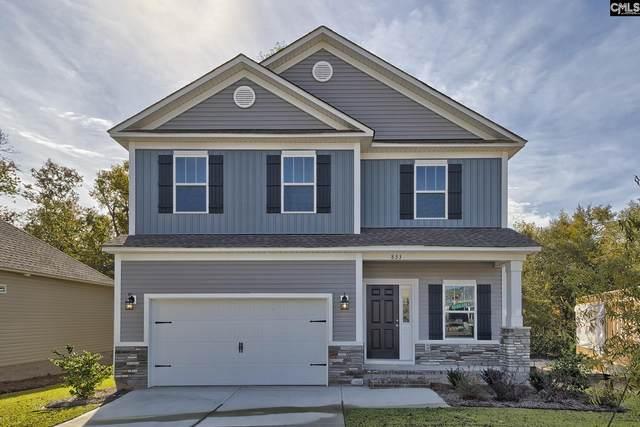 1033 Winter (Lot 251) Way, Lexington, SC 29073 (MLS #526157) :: EXIT Real Estate Consultants