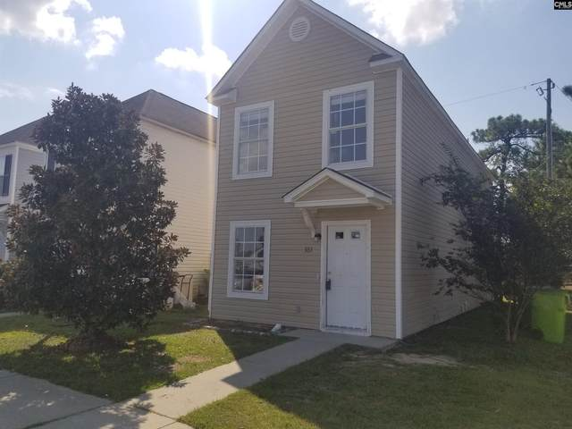 557 Summit Terrace Court, Columbia, SC 29992 (MLS #526200) :: Loveless & Yarborough Real Estate