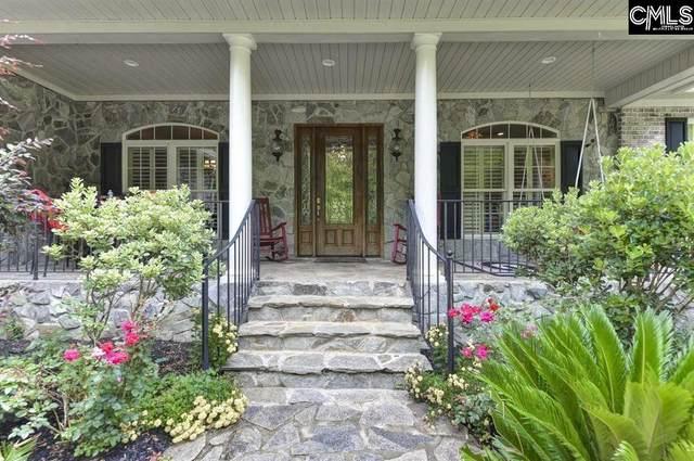 855 Cedar Rock Rd., Ridgeway, SC 29130 (MLS #526240) :: EXIT Real Estate Consultants