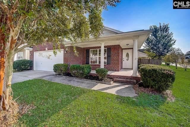 402 Parkstone Court, West Columbia, SC 29170 (MLS #526415) :: EXIT Real Estate Consultants