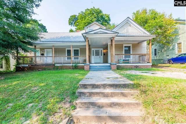 1509 Caldwell Street, Newberry, SC 29108 (MLS #526463) :: Disharoon Homes