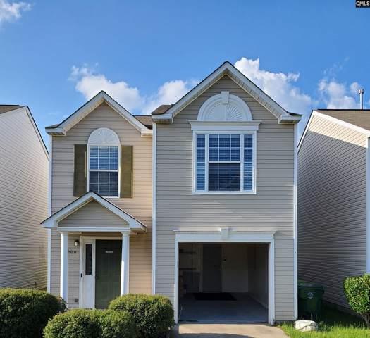 206 Curvewood, Columbia, SC 29229 (MLS #526515) :: EXIT Real Estate Consultants