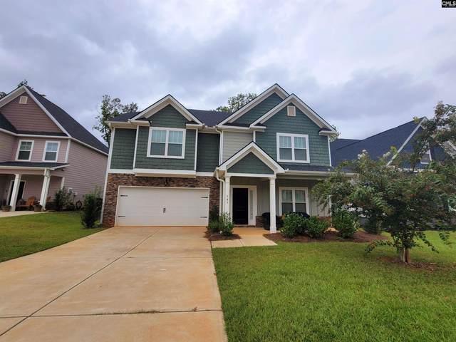 543 Treehouse Lane, Lexington, SC 29072 (MLS #526714) :: EXIT Real Estate Consultants
