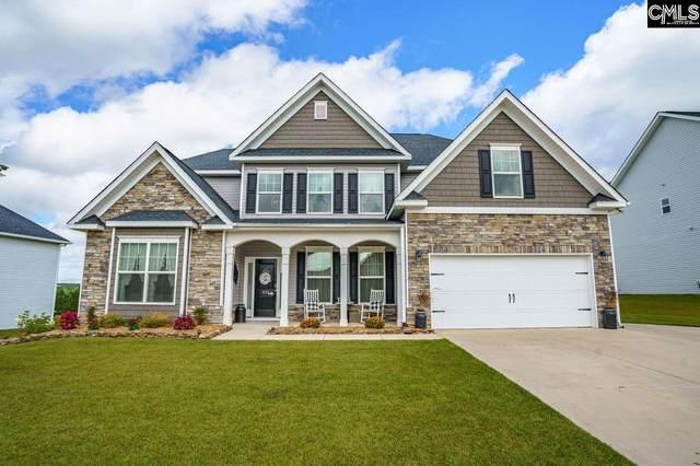 521 Long Ridge Drive, Lexington, SC 29073 (MLS #526775) :: Resource Realty Group