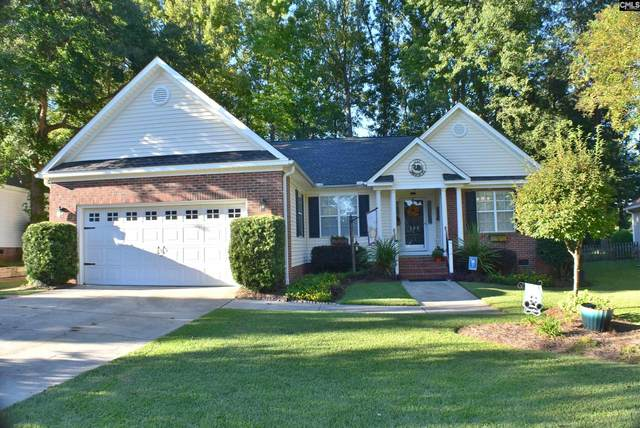 196 Hunters Ridge Drive, Lexington, SC 29072 (MLS #526837) :: Loveless & Yarborough Real Estate