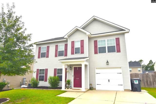 634 Deertrack Run, Lexington, SC 29073 (MLS #526867) :: EXIT Real Estate Consultants