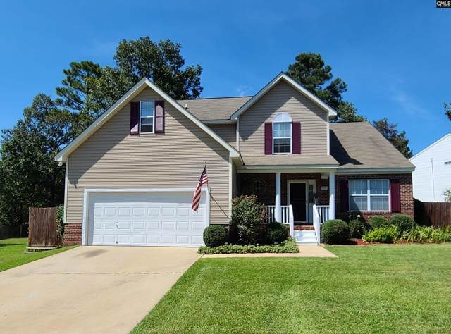 508 Concord Place Road, Irmo, SC 29063 (MLS #526907) :: Loveless & Yarborough Real Estate