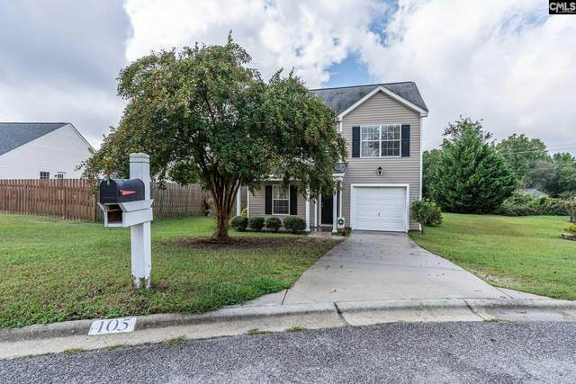 105 Bay Pines Court, Lexington, SC 29072 (MLS #526922) :: Loveless & Yarborough Real Estate