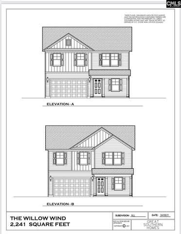 437 Willow Wind Road, Hopkins, SC 29061 (MLS #526966) :: Metro Realty Group