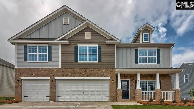 467 Stone Hollow Drive, Irmo, SC 29063 (MLS #527103) :: EXIT Real Estate Consultants