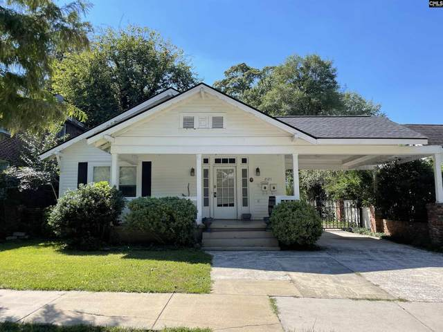 2121 Wallace Street, Columbia, SC 29201 (MLS #527172) :: Olivia Cooley Real Estate
