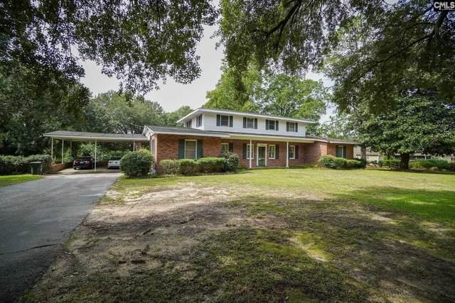 380 Wells Drive, Orangeburg, SC 29115 (MLS #527205) :: Resource Realty Group