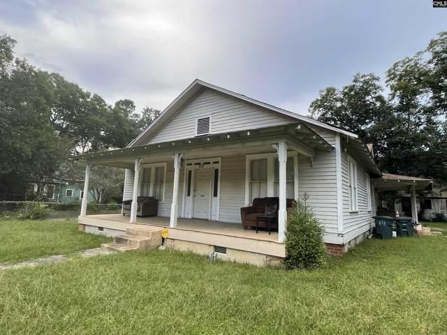 215 Clarendon Street, Orangeburg, SC 29115 (MLS #527270) :: Olivia Cooley Real Estate