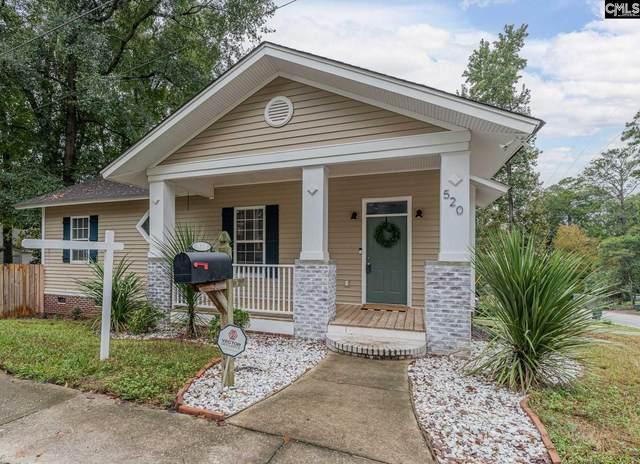 520 Summerlea Drive, Columbia, SC 29203 (MLS #527747) :: Loveless & Yarborough Real Estate