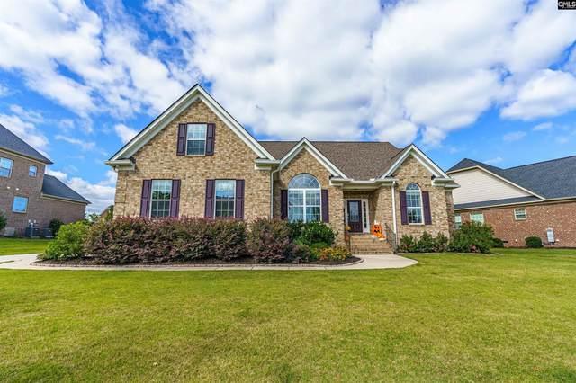 108 Heddon Drive, Lexington, SC 29072 (MLS #528022) :: EXIT Real Estate Consultants