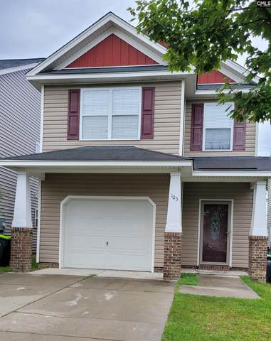 105 Whitton Court, Lexington, SC 29073 (MLS #528027) :: The Neighborhood Company at Keller Williams Palmetto