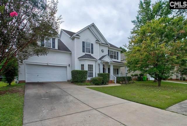 407 Ridge Trail Drive, Columbia, SC 29229 (MLS #528035) :: Loveless & Yarborough Real Estate