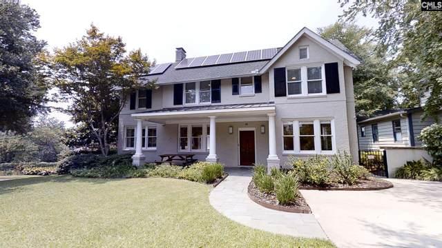 215 Southwood Drive, Columbia, SC 29205 (MLS #528077) :: Loveless & Yarborough Real Estate