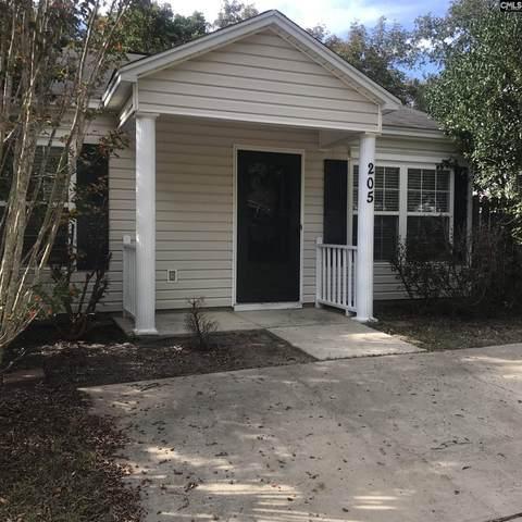 205 Ashewood Commons Drive, Columbia, SC 29209 (MLS #528100) :: Loveless & Yarborough Real Estate