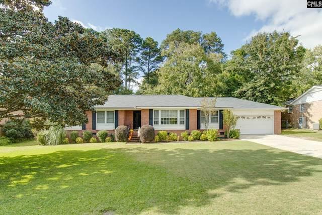 3517 Greenway Drive, Columbia, SC 29206 (MLS #528136) :: Loveless & Yarborough Real Estate