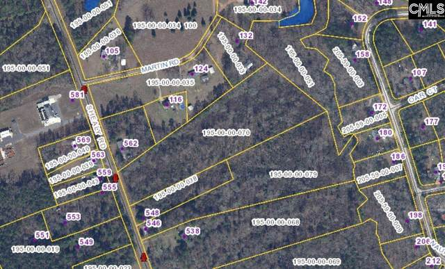 TBD Shealy Road, Leesville, SC 29070 (MLS #528174) :: Resource Realty Group